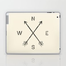 Compass (Natural) Laptop & iPad Skin