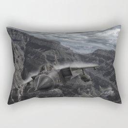 Tornado alley Rectangular Pillow