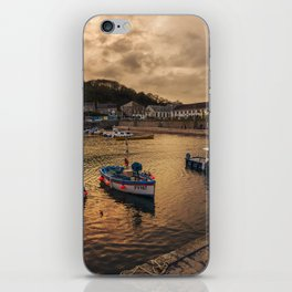 Porthleven Dusk iPhone Skin