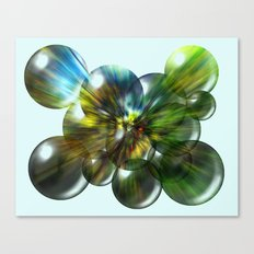 Magic Balls Canvas Print