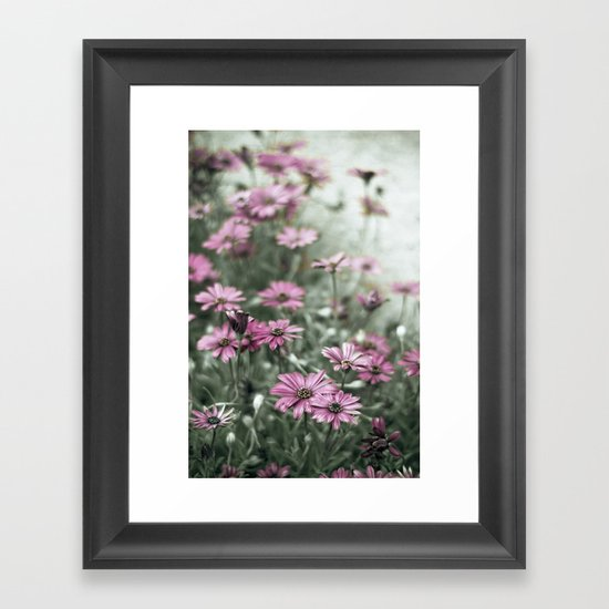 if they don't believe us now Framed Art Print