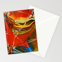 Color Explosion 3 Stationery Cards