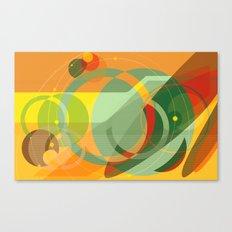 Illustration Canvas Print
