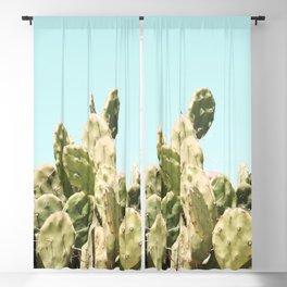 Cactus Summer Blackout Curtain
