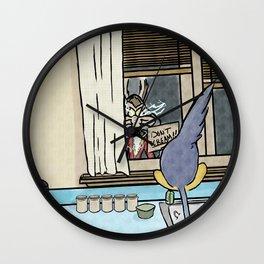 Shazam x Looney Tune$ Wall Clock