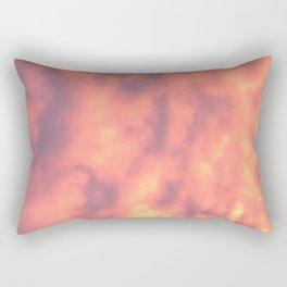 Sky Candy Rectangular Pillow
