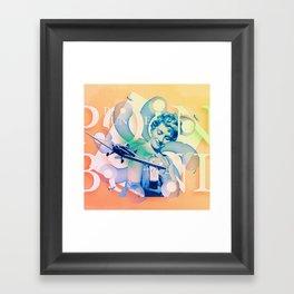 Points bundles Framed Art Print
