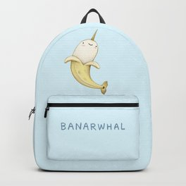 Banarwhal Backpack