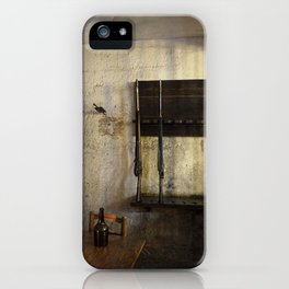Guard Room In La Conciergerie De Paris iPhone Case