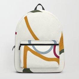 Colorful Flow III Backpack