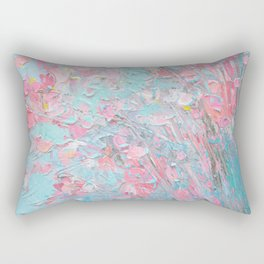 Appleblossoms Rectangular Pillow