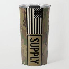 Supply (Camo) Travel Mug