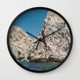 Cabo San Lucas XIV Wall Clock
