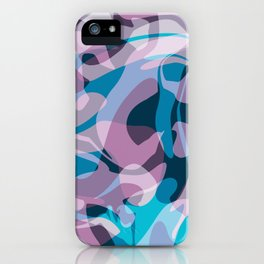 Abstract Artwork 16 iPhone Case