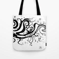 CURVES Tote Bag