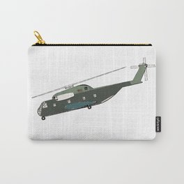 Helicopter patent draw 1969 Carry-All Pouch