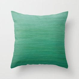 #2 Water Series Throw Pillow