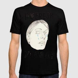 REFRESHYOURSELF T-shirt