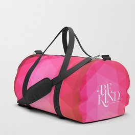 Be Kind (F$%# Cancer) Duffle Bag