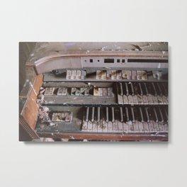 hammond Metal Print