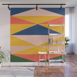 Minimal Southwestern Summer Wall Mural