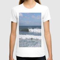 surfer T-shirts featuring Surfer by moonstarsunnj