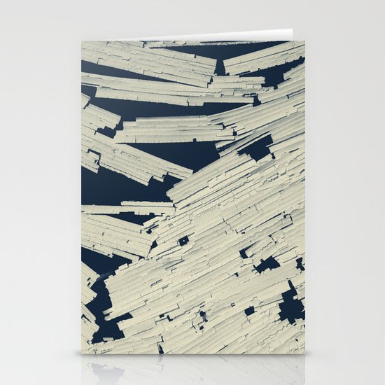Degraded  Stationery Cards