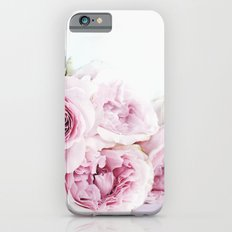 Pink Rose Bouquet iPhone 6s Slim Case