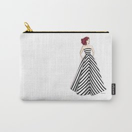Bold stripes Carry-All Pouch