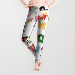 ABC Leggings