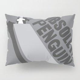 Obsolete Penguin Pillow Sham
