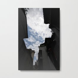 PHOENIX CITY CHINA Metal Print