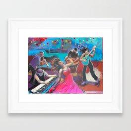 Bayou Blues Framed Art Print
