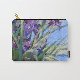 Sun Day—Iris Carry-All Pouch