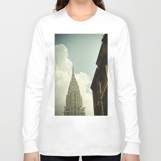 The city of the fighting styles Long Sleeve T-shirt