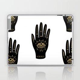 Evil Eye Hand Laptop & iPad Skin
