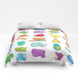 Furrry Monsters Comforters