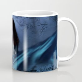 Charlotte Wessels Delain Fantasy Artwork Coffee Mug