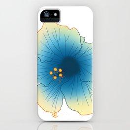 Ibiscus iPhone Case