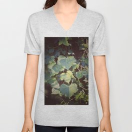 Trailing Ivy #2 Unisex V-Neck