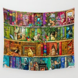A Stitch In Time 2 Wall Tapestry