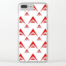Ark - Beautiful Crypto Fashion Art (Large) Clear iPhone Case