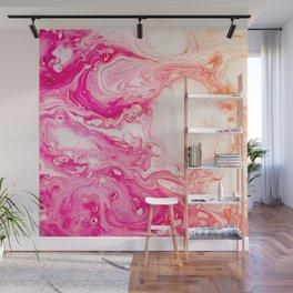 Pinkysmile Wall Mural