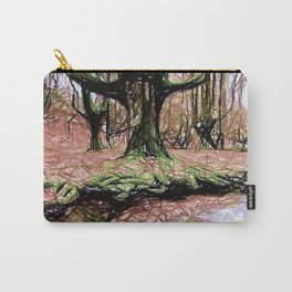 Whispers Among Trees Carry-All Pouch