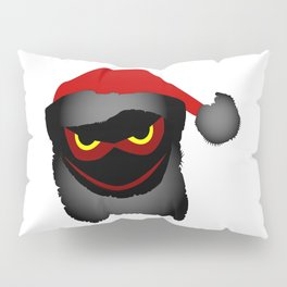 EVil Santa Pillow Sham