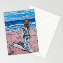 Pensive Stationery Cards