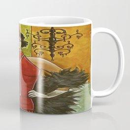 Girl in the Spotlight Coffee Mug
