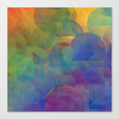 Thoughts Canvas Print