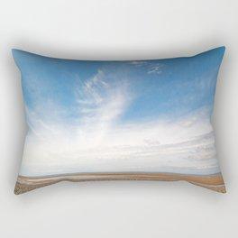 Pegasus Cloud Beach Rectangular Pillow