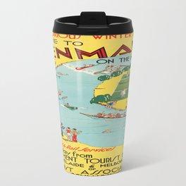 Vintage poster - Australia Travel Mug